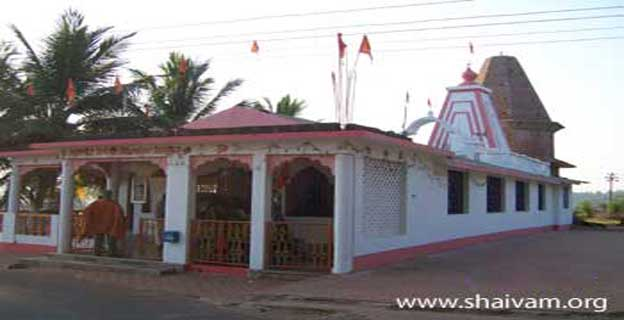 Sri Vishveshwara temple, Mapusa, Goa, India