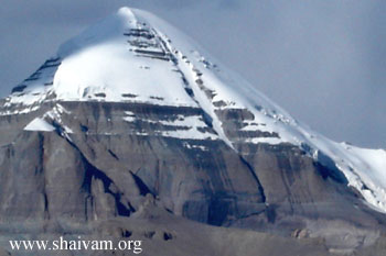 South Face of Holy Kailash