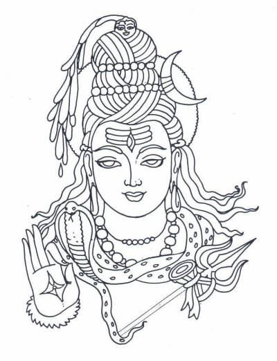 Lord Shiva Images Paintings Of Hindu Gods And Goddess