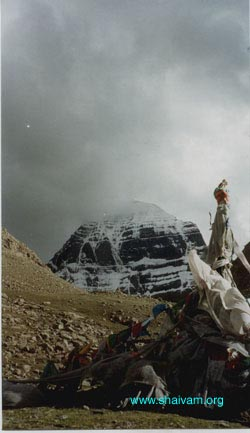 The Northern Face of Holy Mt Kailash