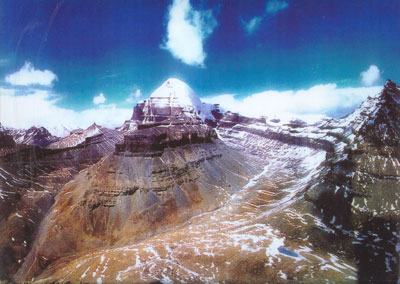 the kailash lingam