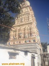 Sri Someshwara temple Gopuram, Punganur, Chittoor Dt