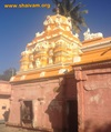 Sri Someshwara temple Vimanam, Punganur, Chittoor Dt