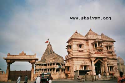 Gujarat Somnath temple photo