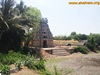 Sri Panchavarneswarar temple Gopuram and Theertham, Thiru-Nallur, Thanjavur District
