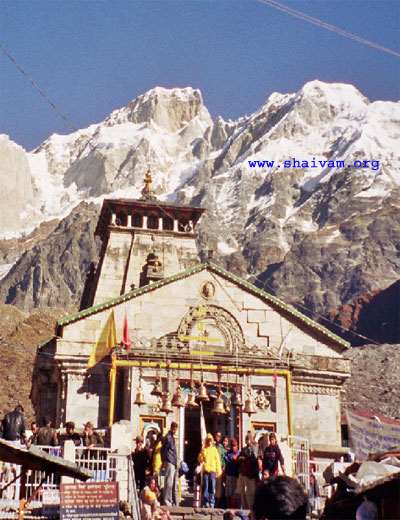 KEdarnath Jyotirling Temple