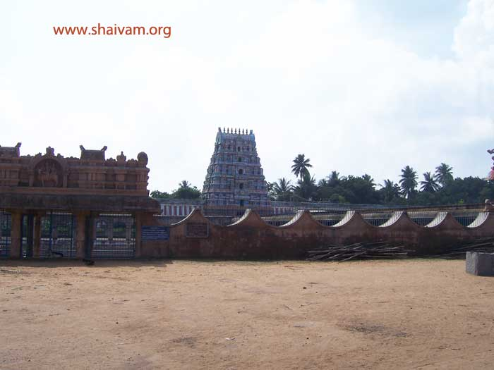 long view of the temple