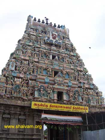 thiruvoRRiyUr temple