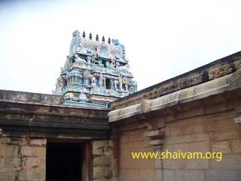 view the gOpuram