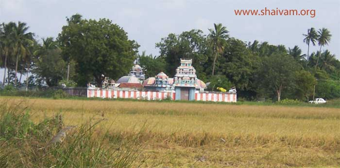 long view of temple